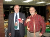 Ron and Kevin at 2014 Holiday Party