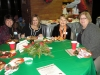 Table Shot at 2014 Holiday Party