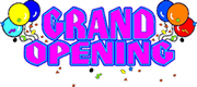 Ribbon Cutting & Grand Opening