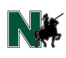 N  Knight Rider Logo (White)a