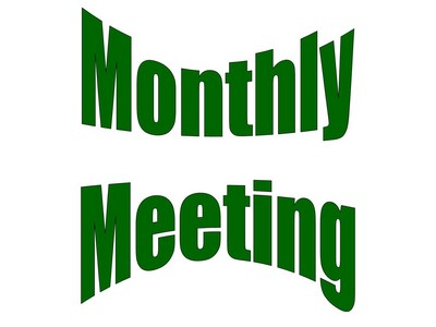 NHCOC Monthly Meeting